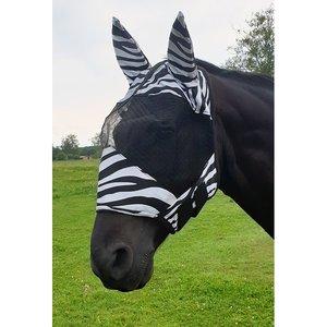 Vliegenmasker zebra