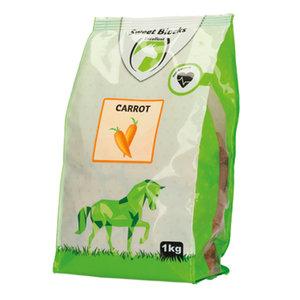 Paardensnoepjes Sweet Carrot Blocks