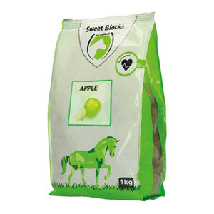Paardensnoep Sweet Apple Blocks