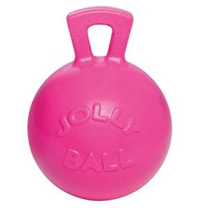 Roze speelbal paard bubblegumgeur