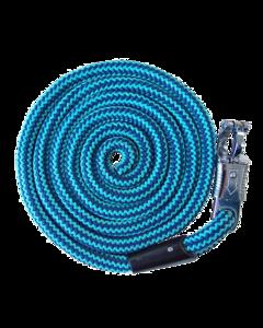 Halstertouw blauw panieksluiting