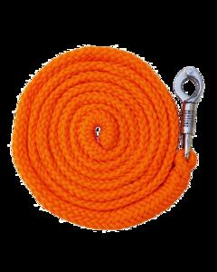 Halstertouw oranje panieksluiting